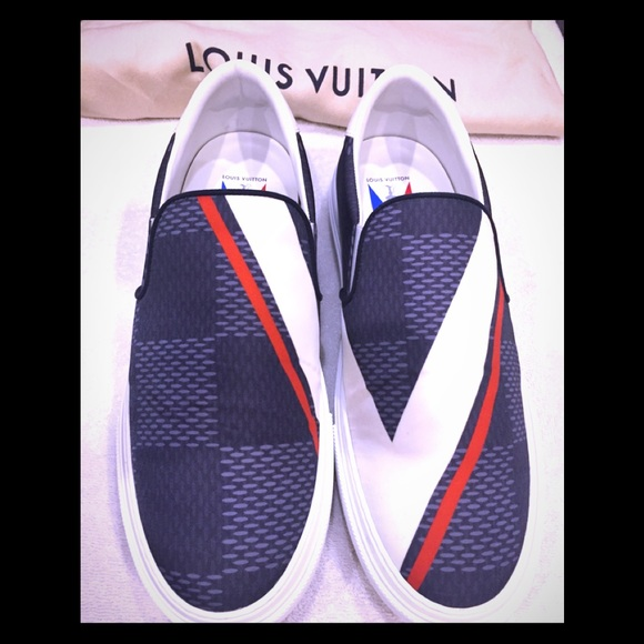 ae8056889f79 Louis Vuitton America s Cup Men s shoes
